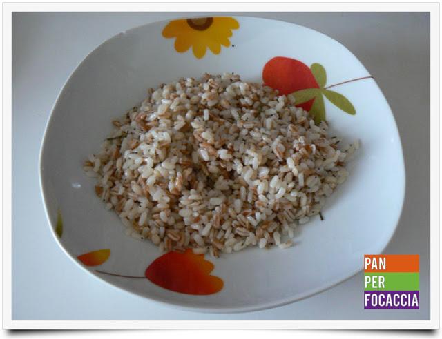 Tre cereali alle erbe