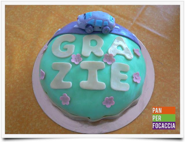 Una torta per un regalo