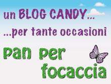 Da oggi festeggiamo tutti insieme con un blog candy