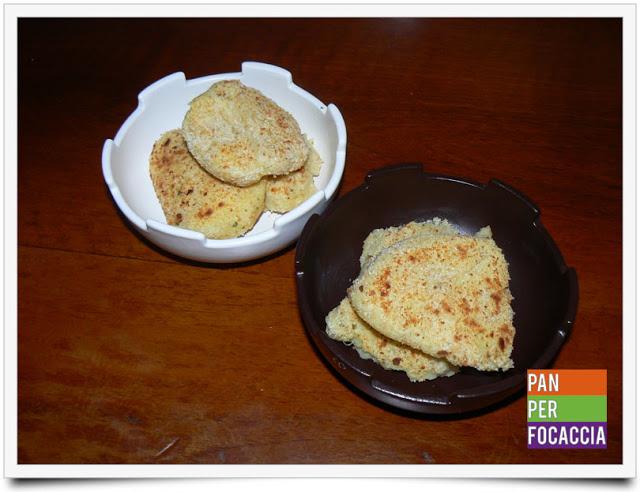 Crocchette di patate leggere