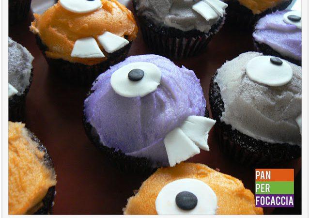 I cupcakes mostruosi