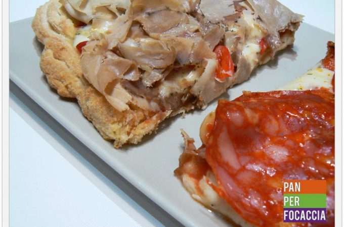 La pizza da fare in fretta di Paoletta