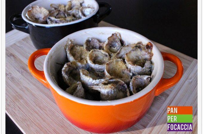 Terrina di sardine e alici