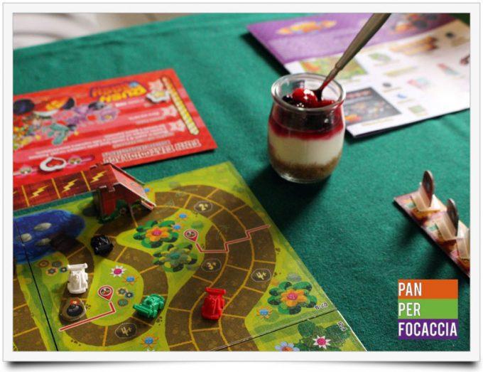 Cheesecake ai frutti di bosco in bicchere 9