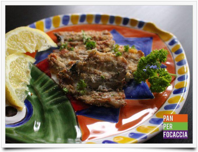 Sardine gratinate alla paprika 4