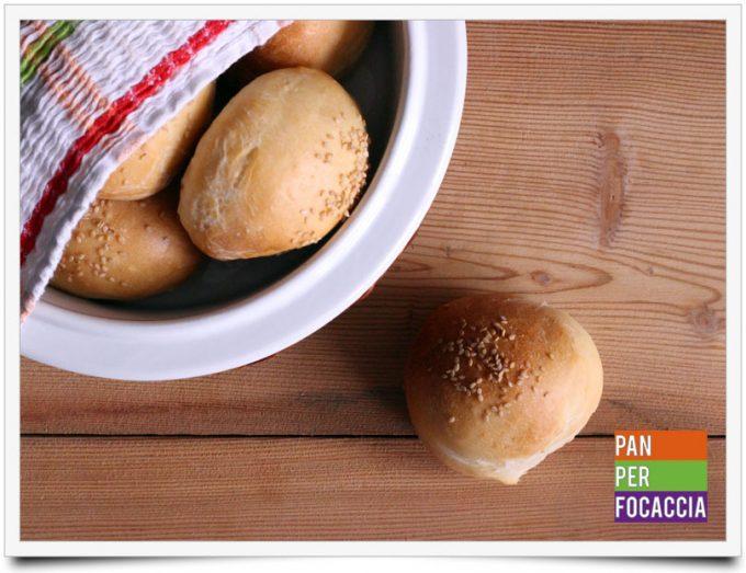 Panini per hamburger 5