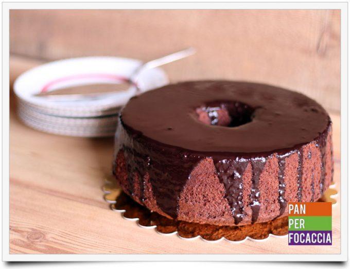 Fluffosa al cioccolato gluten free