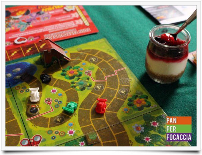 Cheesecake ai frutti di bosco in bicchere 8