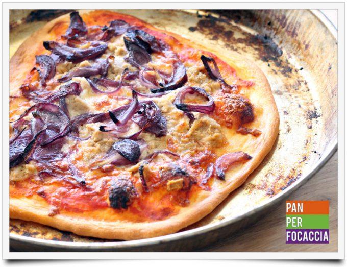 Pizza impastata a mano 9