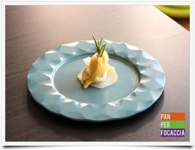 Crema di lenticchie con topinambur 1