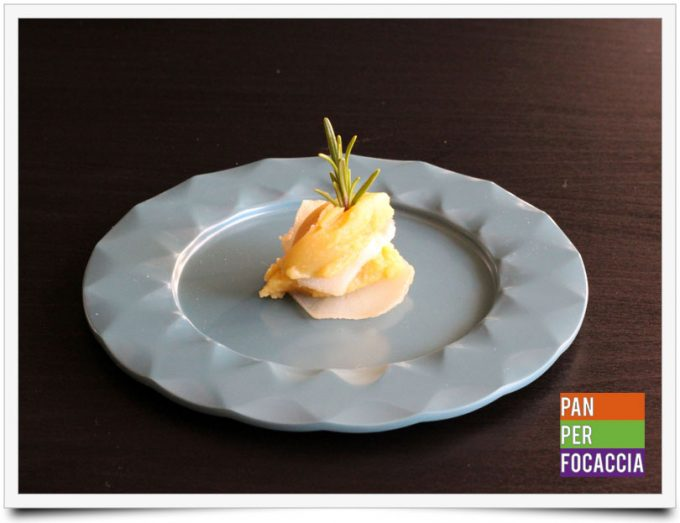 Crema di lenticchie con topinambur 4