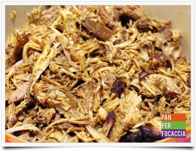 Pulled pork - maiale sfilacciato 6
