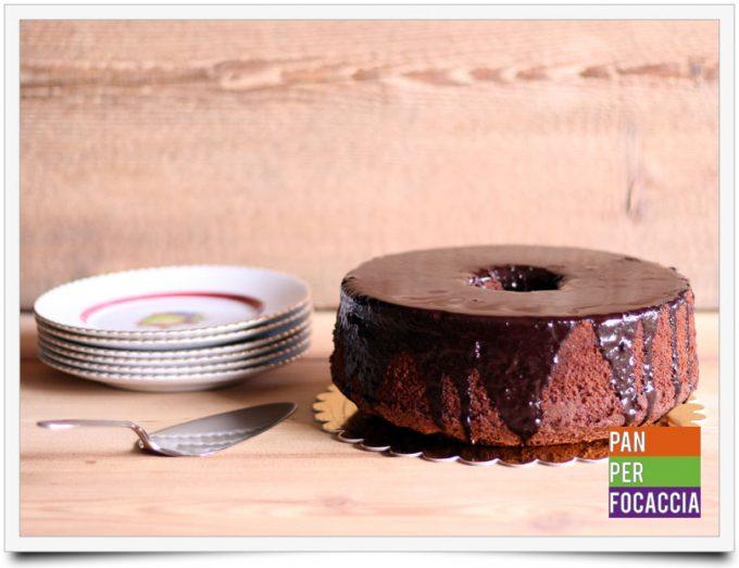 Fluffosa al cioccolato gluten free 10