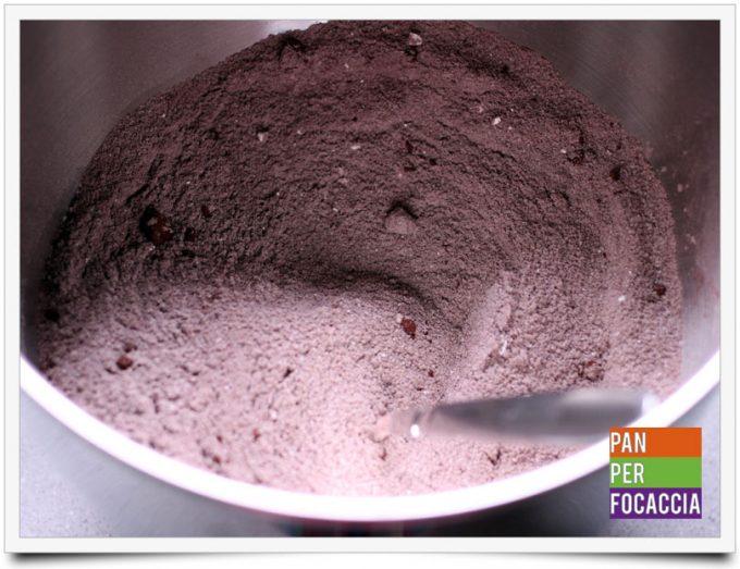 Fluffosa al cioccolato gluten free 2