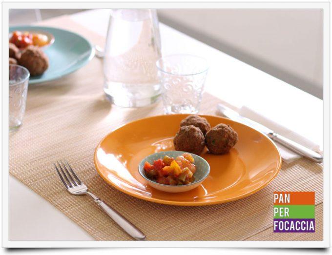 Polpette di carne con olive 5